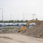 Neubau Trainingszentrum RB